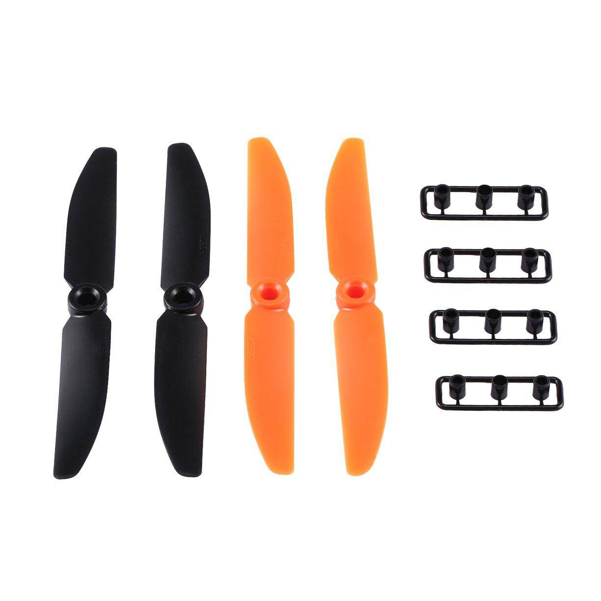 Best Sales 2 Pairs Rc Plane Part 5030 Propeller 2-Blade Props Cw/Ccw For C250 H250