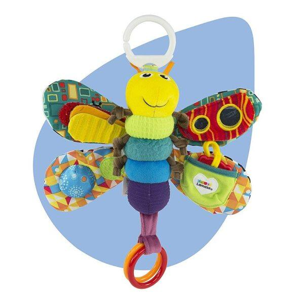Baby Girl/Boy 0-12 Month Toys Stroller/Bed Hanging Butterfly/Bee Handbell Rattle/Mobile Teether Education Stuffed/Plush Kid Toys Singapore