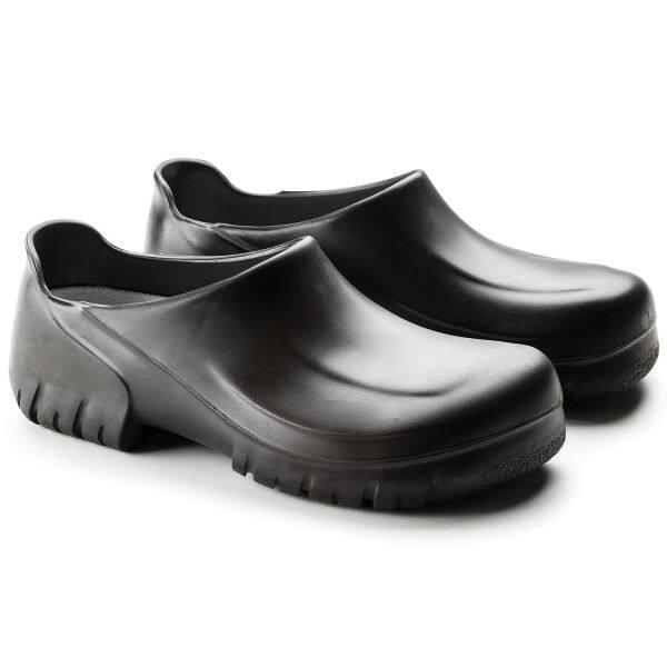Birkenstock A 640 20272 - Black Safety Shoes (100% ORIGINAL)