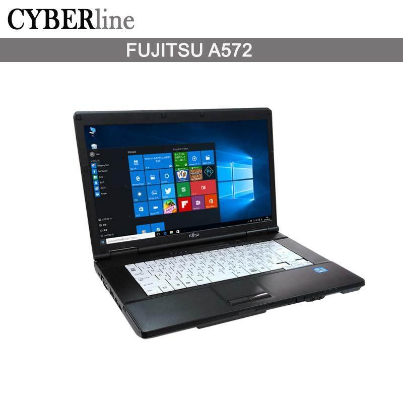 Fujitsu Lifebook Intel(R) Core i5 8GB 320GB Laptop Notebook (Refurbished) Malaysia