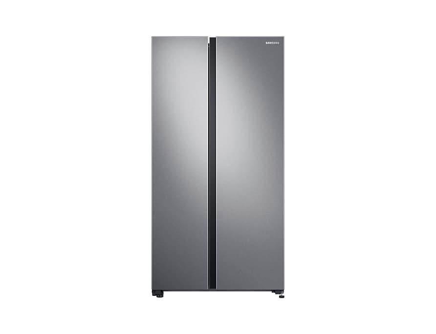 Samsung RS62R5031SL/ME Digital Inverter Side By Side Refrigerator 680L (Silver)