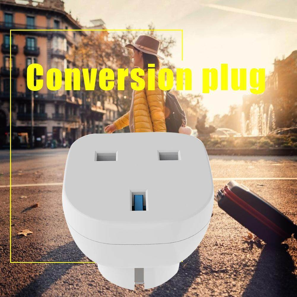 domybest  Official Store YuaDon YD-71SA Universal EU to UK 2000W Travel Charger Adapter Converter