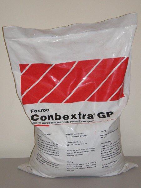 FOSROC CONBEXTRA GP GENERAL PURPOSE NON SHRINK CEMENTITOUS GROUT X 25KG