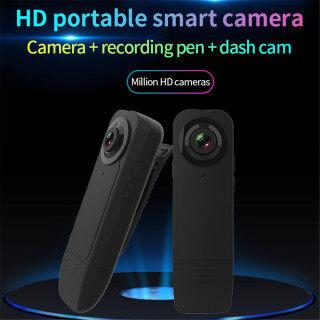 Máy Quay Video 1080P Máy Ghi Hình Tầm Nhìn Ban Đêm Mini HD Và Máy Dò Chuyển Động Cho Gia Đình Và Ngoài Trời thumbnail