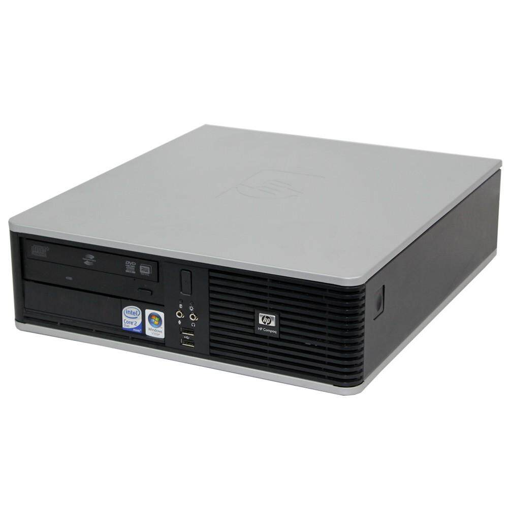 Desktop Hp Dc7900 Core 2 Duo 2.6ghz/hdd80gb/ram 2gb/window 7 By Ajesolution.