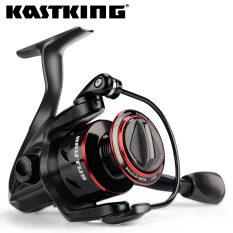 Siêu Nhẹ KastKing Brutus Ống Cuộn Câu Cá Kiểu Spinning 8KG Kéo Tối Đa 5.0:1 Tỷ Lệ Bánh Răng Cuộn Dây Câu Cá Chép Nước Ngọt
