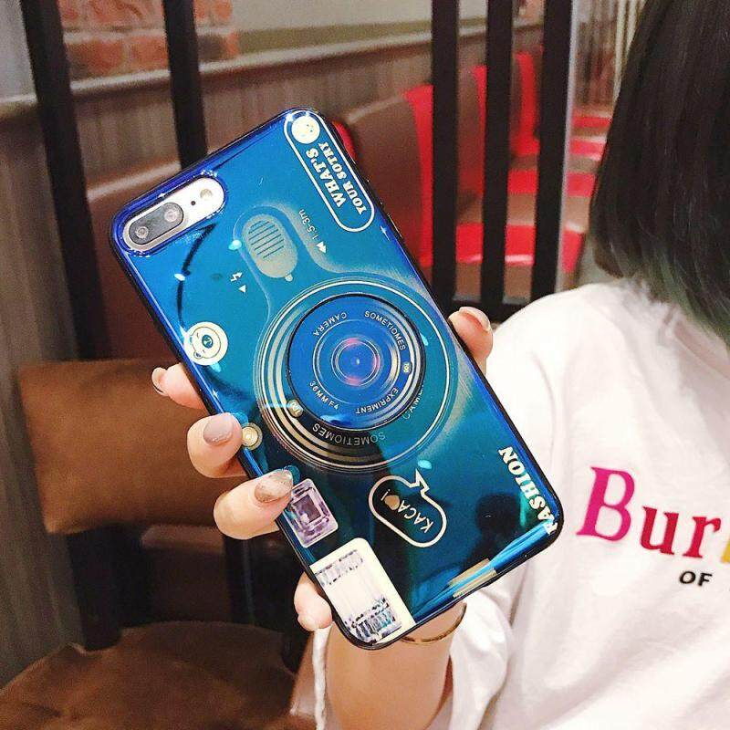 Giá Chân đế Điện Thoại Ốp Lưng Dành Cho Samsung Galaxy Samsung Galaxy J2 J4 J5 J6 J7 THỦ J4plus J6 Plus Full Bao Vỏ Ốp Vỏ samsung J2 J3 J5 J7 PRO J2 2018 J6 J8 2018 J330 J530 J730 Dễ Thương Camera Đế Đứng