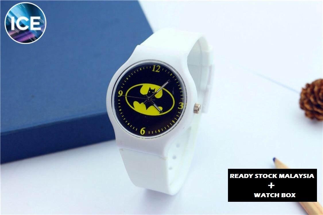 ICE Kids/Childrens Sport and Casual Batman Analog Watches + Watch Box Best Gift Jam Tangan Malaysia