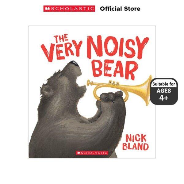 The Very Noisy Bear with CD (ISBN: 9789811101250) Malaysia