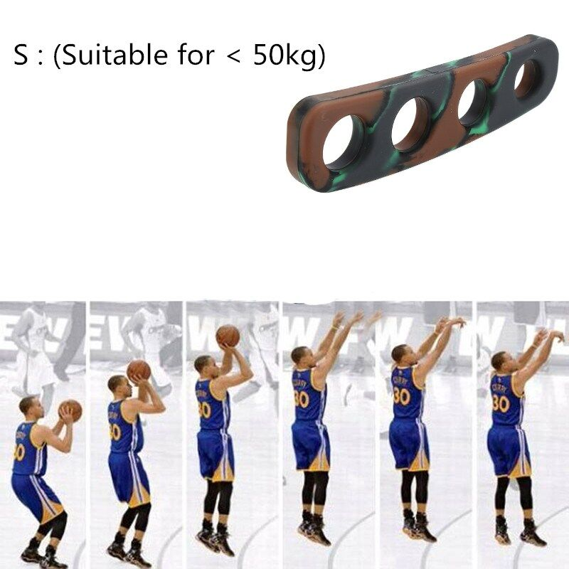 Ưu Đãi Khuyến Mại Khi Mua PLsport Camouflage Hot Product Basketball Shooting Trainer Spread Finger For Better Stability S(Suitable For   50kg)