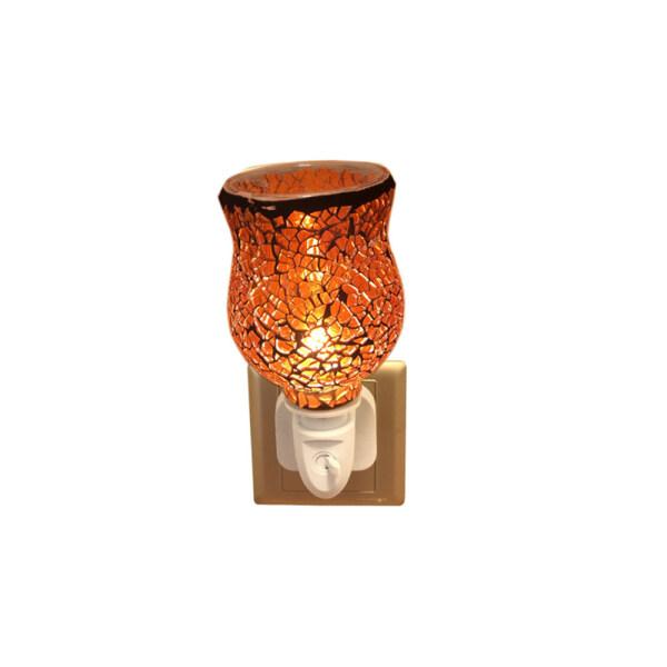 Bảng giá Đầu Đốt Làm Ấm Hương Thơm Gypsophila Chảy Dầu Khuếch Tán, LED Khảm, Điện Trong