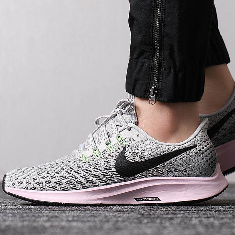 093941fde1ce5 Nike shoes women2019 summer new sports shoes mesh breathable flying line ZOOM  women s shoes running shoes