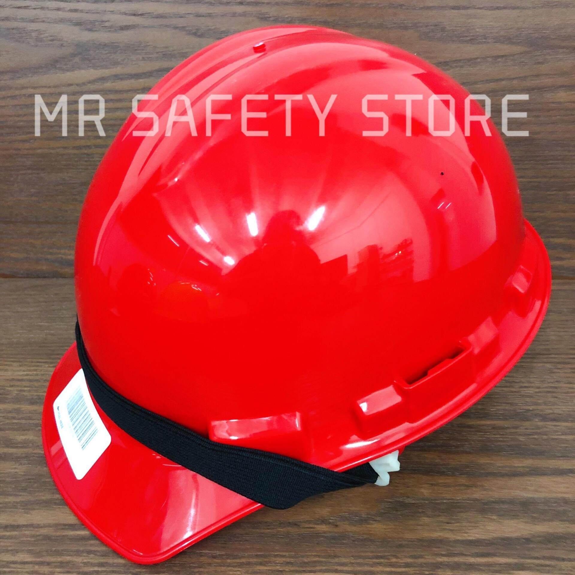 Tanker Safety Cap - Red