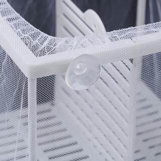 Nuôi Cá Cảnh Bể Cá Guppy Giống Giống Baby Fry Net Trap Box Ấp Trứng thumbnail