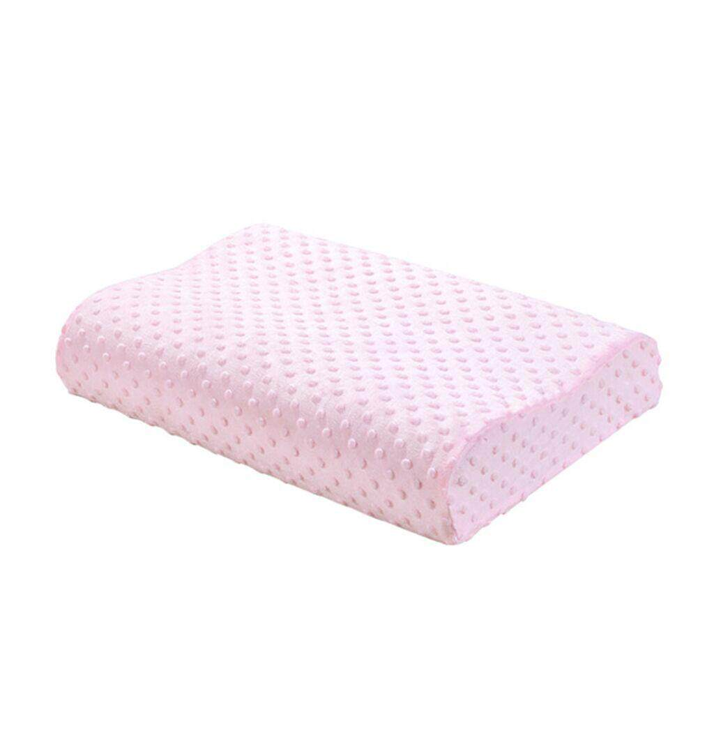 New Slow Rebound Memory Foam Orthopedic Latex Neck Pillow for Cervical Health