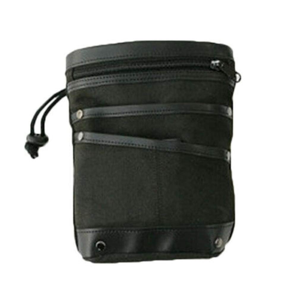 Metal Detector Canvas Bag Finds Waist Hook Pockets Pouch For Metal Detecting By Sunshine Country.