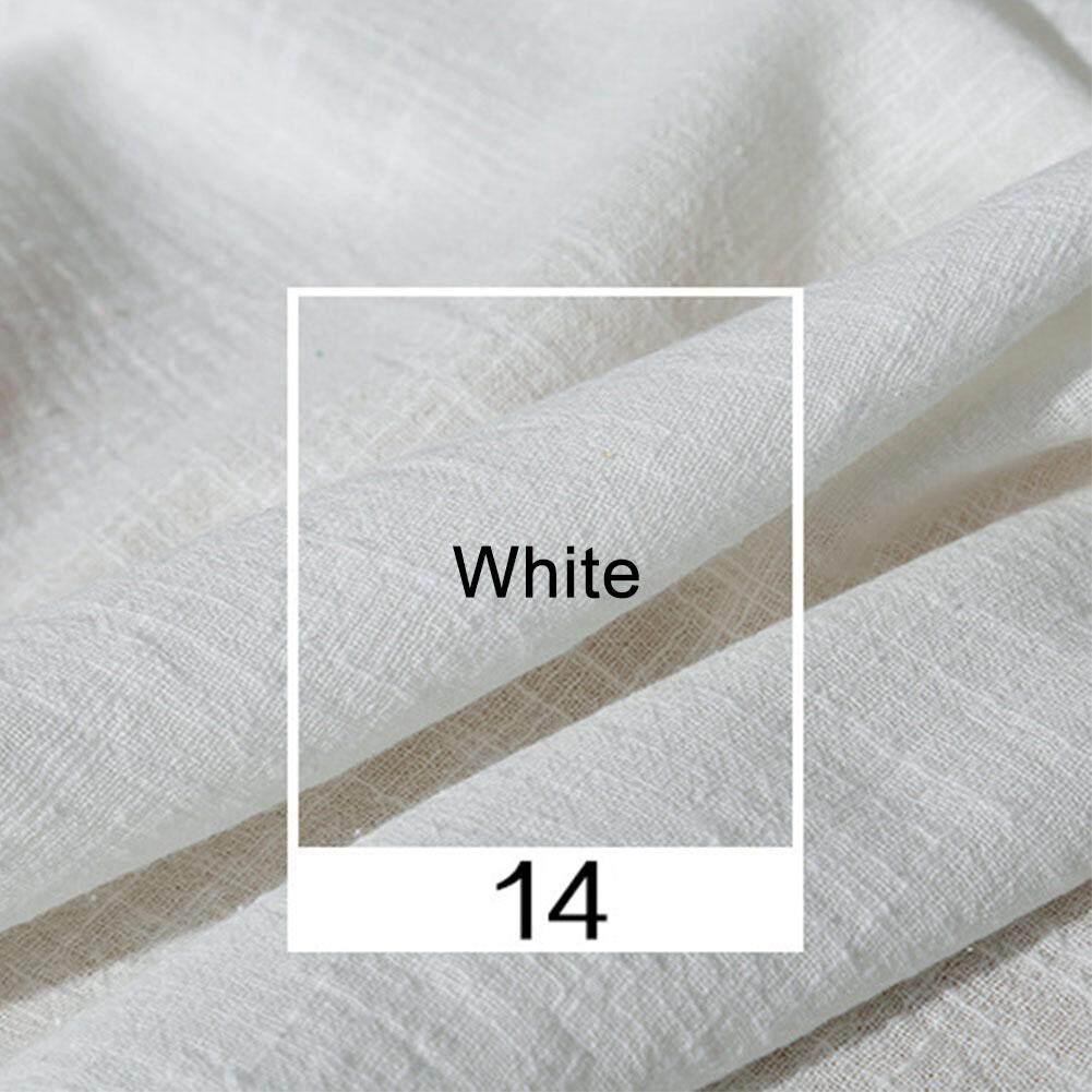 Mềm mại Thân Thiện Với Môi Trường May Vá Thủ Công Hữu Cơ Tự Nhiên Đồng Màu Thấm Hút Mồ Hôi Chống Tĩnh Điện DIY Vải Cotton
