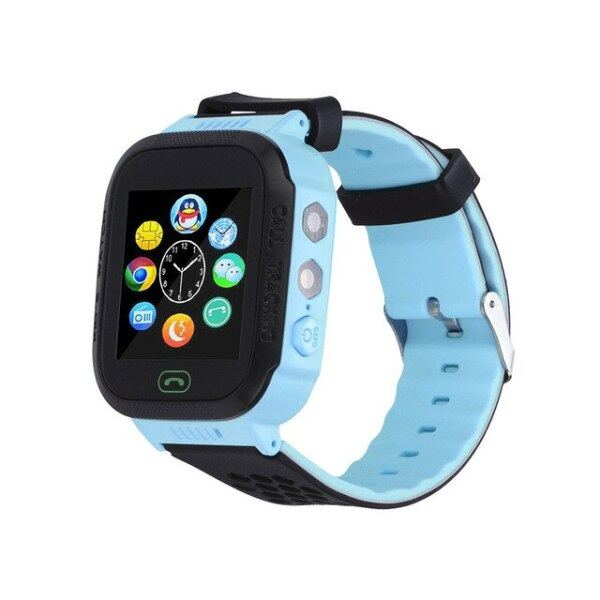 Children Smartwatch Russian English Smart Electronics Watch Q528 with GPS Locator Screen Tracker SOS Passometer Message Reminder Push Message For Kids Boys Girls Wristwatch Malaysia