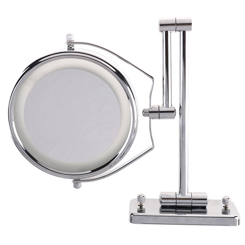 Mecola 6 Led Lighted Wall Mount, Makeup Mirror Lighted Wall Mount