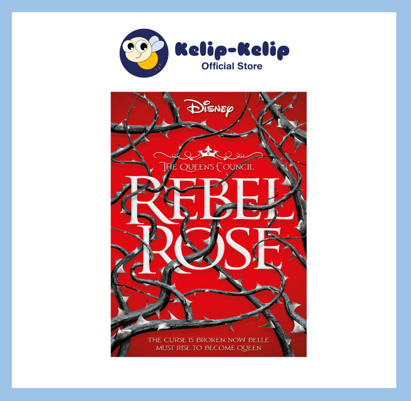 Disney Rebel Rose Novel From Beauty & The Beast With 400 Pages Paperback By Emma Theriault Malaysia