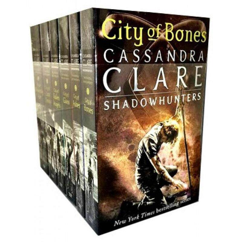 The Mortal Instruments Book Set (The Mortal Instruments #1-6) by Cassandra Clare Malaysia