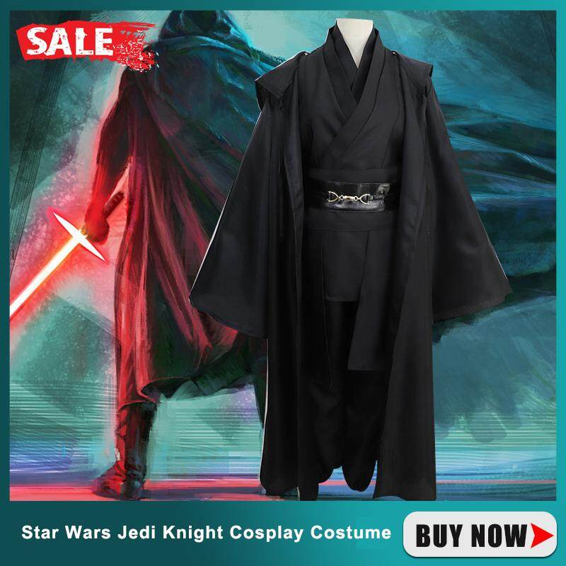 Halloween Cosplay Star Wars Cos Jedi Knight COS Clothing Anakin Star Wars Sith Cosplay Costume