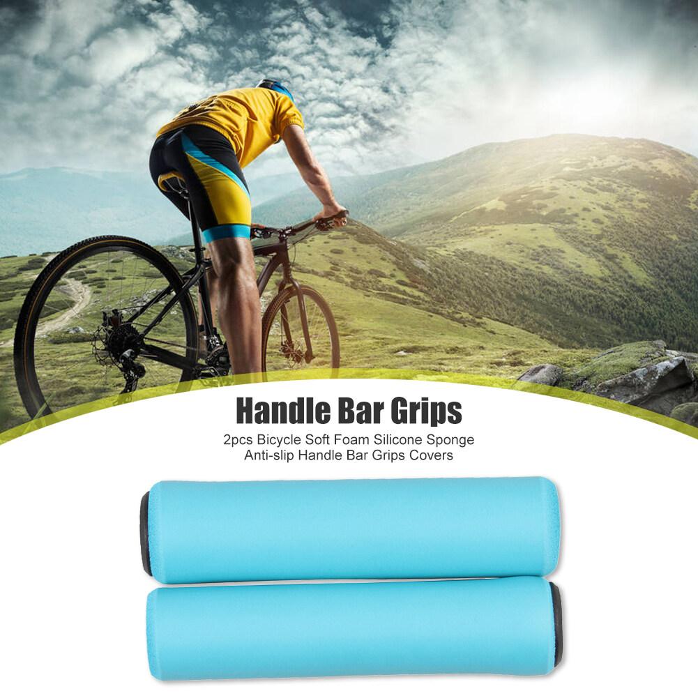 Soft Foam Sponge Mountain Bicycle Handlebar Grips Cycling Bike Bars Grips OEM