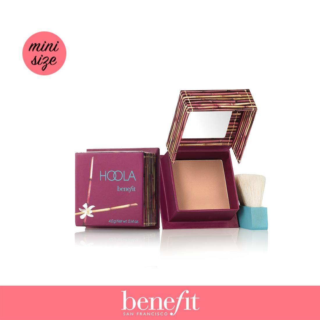 Benefit Hoola Mini By Benefit Official Store.
