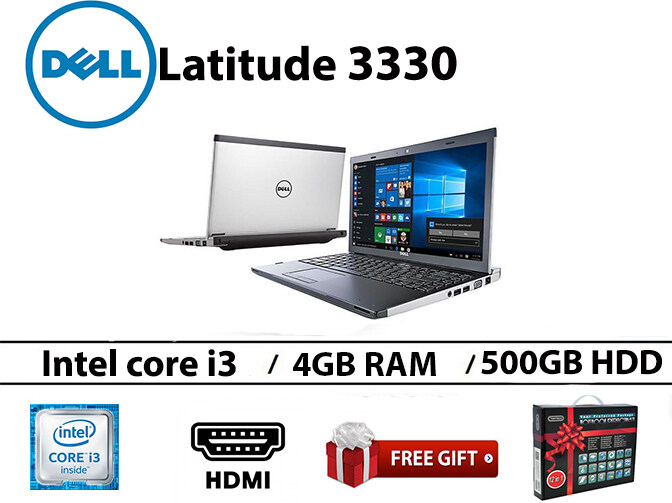 Dell Latitude 3330 Intel core i3-3217u 4GB RAM 500GB HDD 13.3 INCH Malaysia