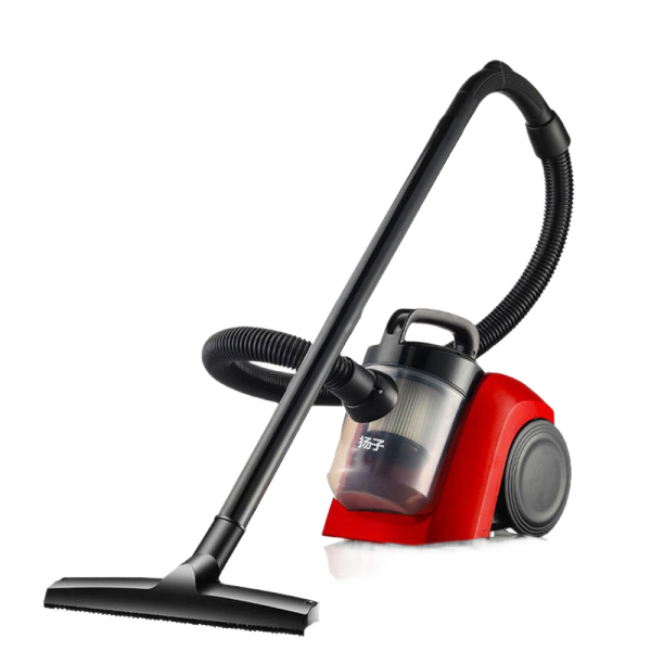 Vacuum cleaner household horizontal small high-power low-power handheld strong suction force removal dust absorber