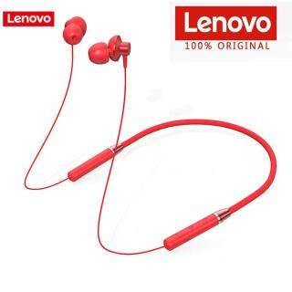 Tai nghe bluetooth không dây bt5.0 chính hãng cho Lenovo he05 tai nghe thể thao chống nước chạy bộ chống ồn chống ồn thumbnail