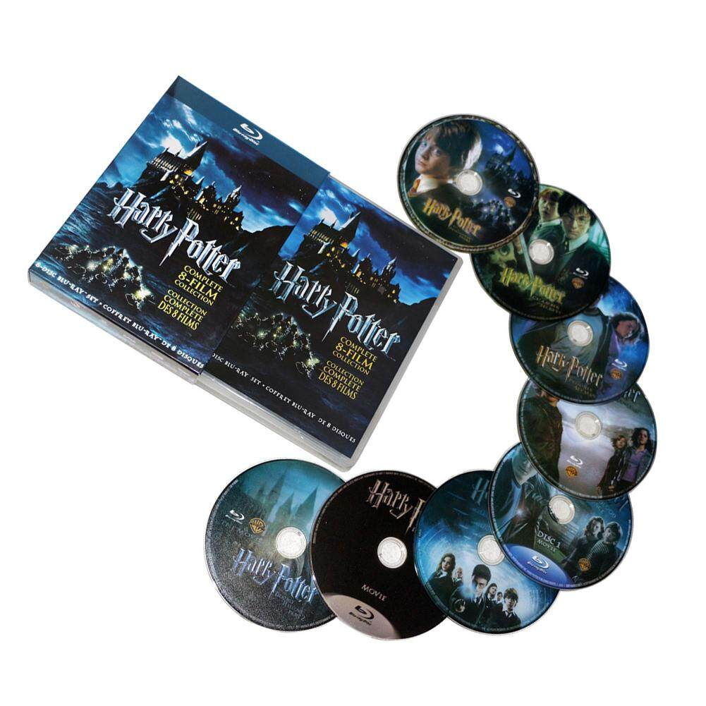 Harry Potter 1-8 Film DVD Film Box Set Lengkap 1-8 Film Koleksi (DVD 2011, 8-Disc Set Kotak) | Kaskus