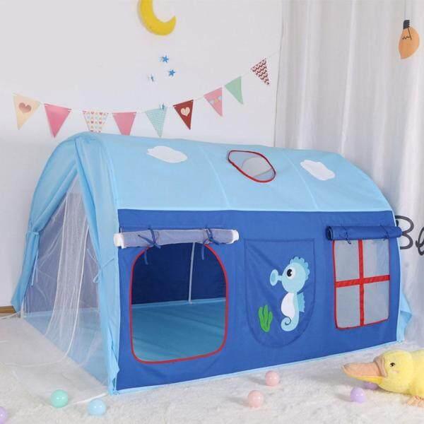 PER Kid Play Tent Children Playhouse Indoor Outdoor Toy Play House Christmas Birthday Gift for Boy Girl forIndoorandOutdoorVenuesSuchas Homes,Kindergartens,Parks