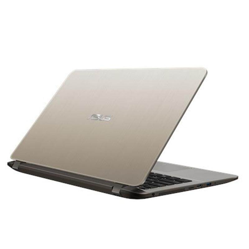 Asus A407M-ABV037T 14  Gold Laptop (Intel Celeron N4000/4GB DDR4/500GB/Intel HD/W10) Malaysia