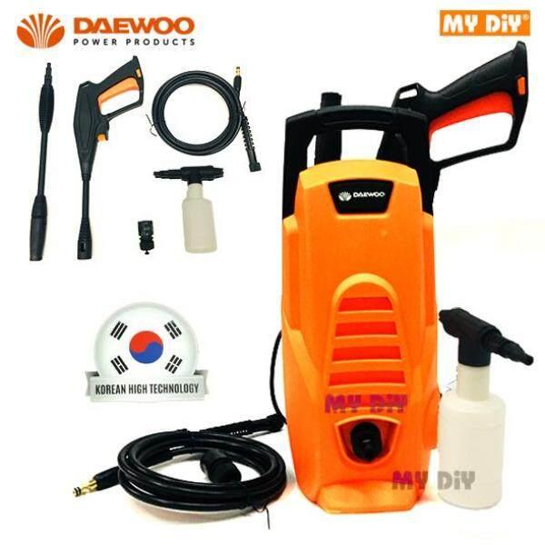 MYDIYSDNBHD - DAEWOO WATER JET 100BAR 1600W DAX65-100 HIGH PRESSURE CLEANER WATER JET SPRAYER DAEWOO WATER JET SPRAY