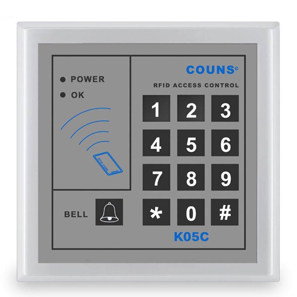 Khóa Cửa Điều Khiển Truy Cập Hệ Thống An Ninh Thẻ RFID Nhập Cảnh Truy Cập Bàn Phím Điều Khiển Hệ Thống 2000 Người Sử Dụng PT-305 125KHZ
