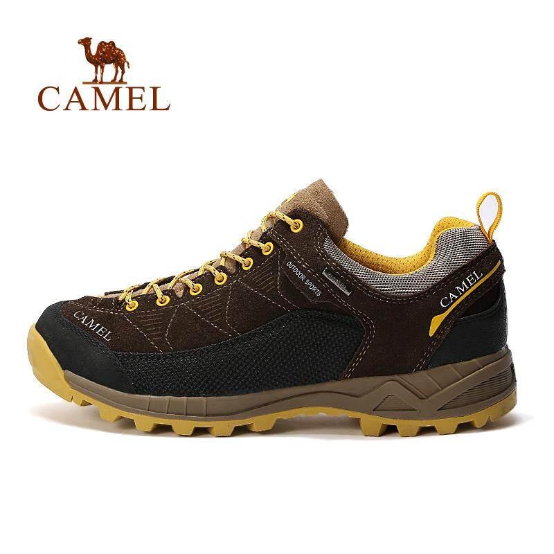 34f21dc719a Camel outdoor walking shoes Men's non-slip cushioning protection heel  walking shoes