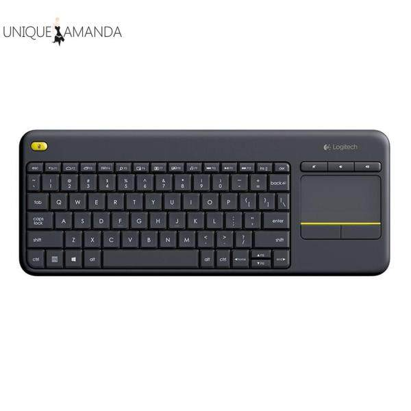 Logitech K400 Plus Wireless Touch Keyboard w/ Touchpad for Android Smart TV Singapore
