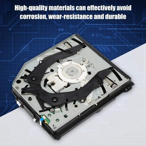 Internal Game Console CD DVD Optical Drive Replacement Kit for PS4 1200 KEM-490 Game Console 1206