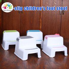 【Ready Stock】【free Gift】fancydream Tập Bé Ngồi Bô Trẻ Em 2 Bước Phân Toddler Non-Slip Ghế Kê Chân Đi Vệ Sinh Trong Phòng Tắm Phân