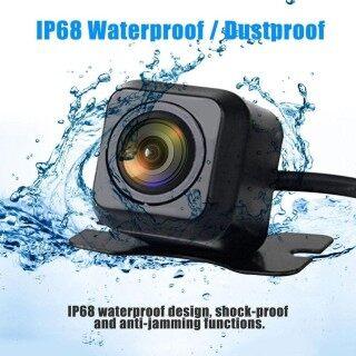 Camera Lùi Tầm Nhìn Ban Đêm Chống Sốc Chống Nước HD 120-170 DC 12V, Camera Đỗ Xe thumbnail