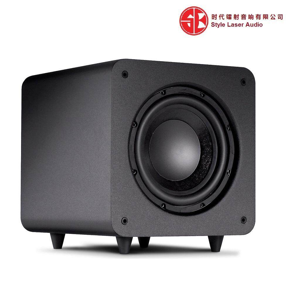 Polk Audio Psw 111 8-Inch 300 Watt Compact Powered Subwoofer By Style Laser.