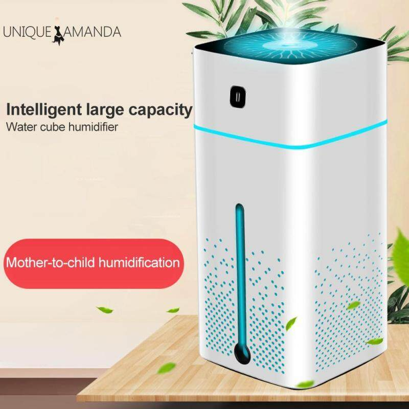 1000mL Aromatherapy Humidifier Air Aroma Diffuser Essential Oil Mist Maker Singapore