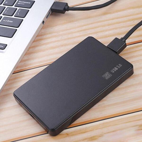 Bảng giá Cửa Hàng Mua Sắm Khay Đĩa Cứng 2.5Inch, Hộp Đựng Ổ Cứng SSD SSD ABS Di Động USB3.0/2.0 Cho Máy Tính Xách Tay Phong Vũ