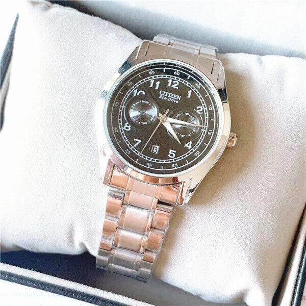 C-itizen luxury Brand watch japanese quartz male watches Mens 30M waterproof genuine steel dial japan Citizen5 quartz wrist watch Malaysia