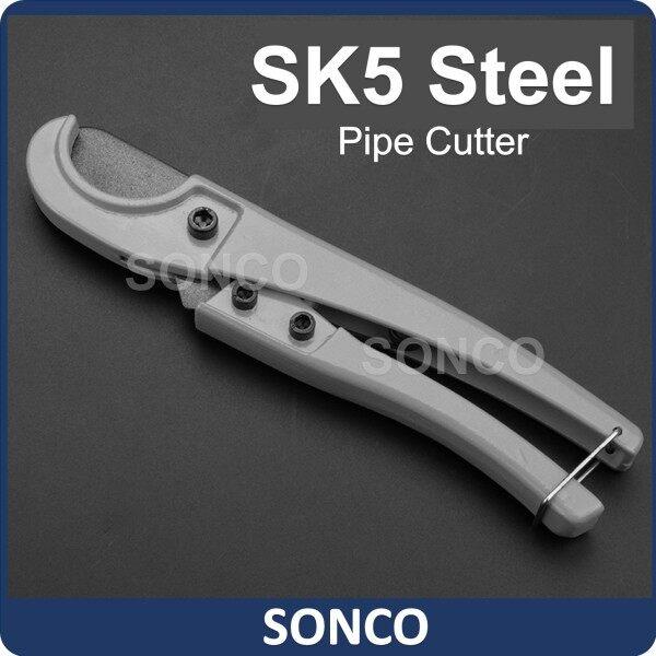 HEAVY DUTY SK5 Steel Vinyl PVC Pipe Cutter Gunting Pemotong Paip PVC Plumbing Tool PVC Cutter ALUMINIUM PLUMBING TUBE PLASTIC HOSE PVC PIPE CUTTER HAND TOOLS