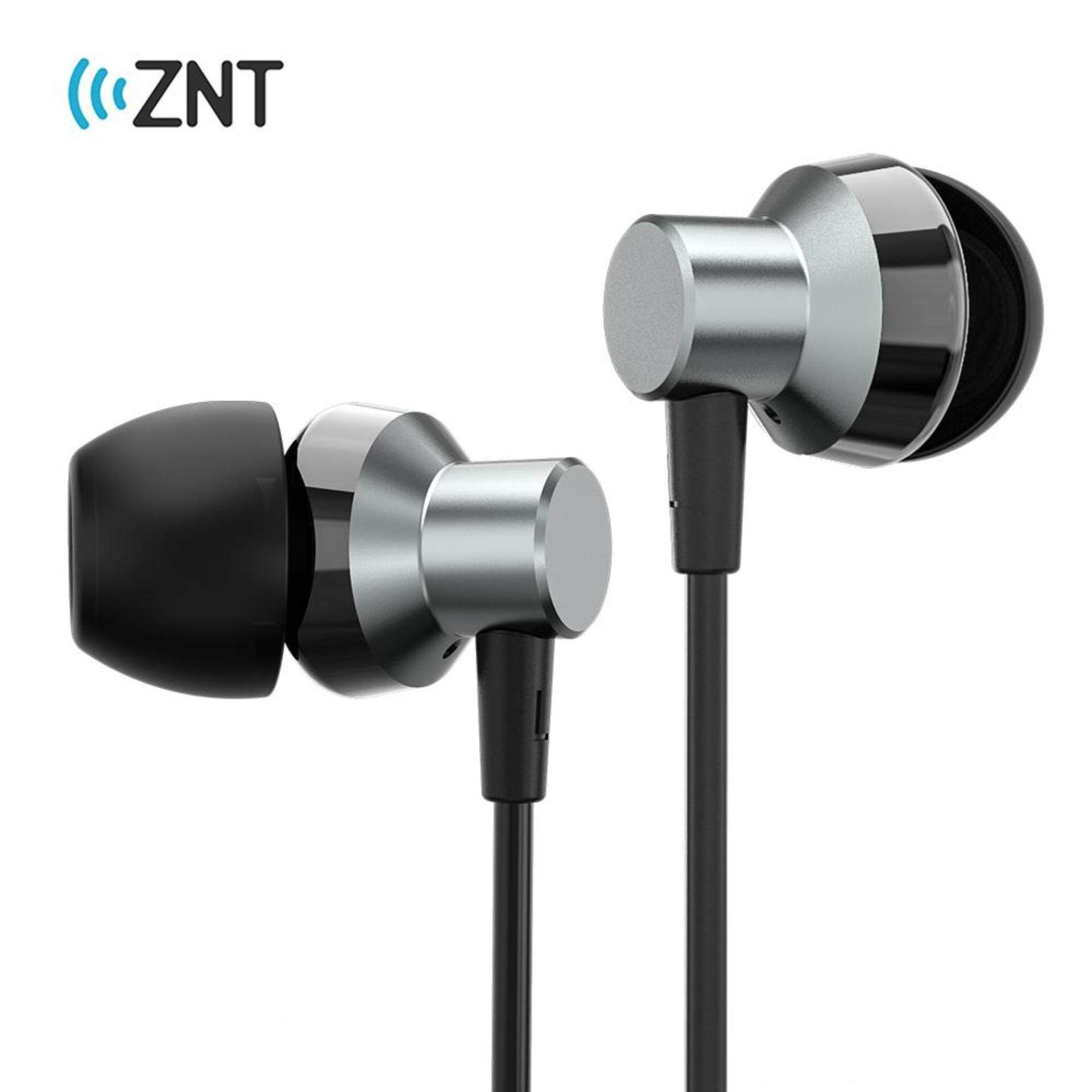 25e2fce0a036db 【New】ZNT R620 In-ear Earphone High Quality 3.5 mm Headphone with Microphone