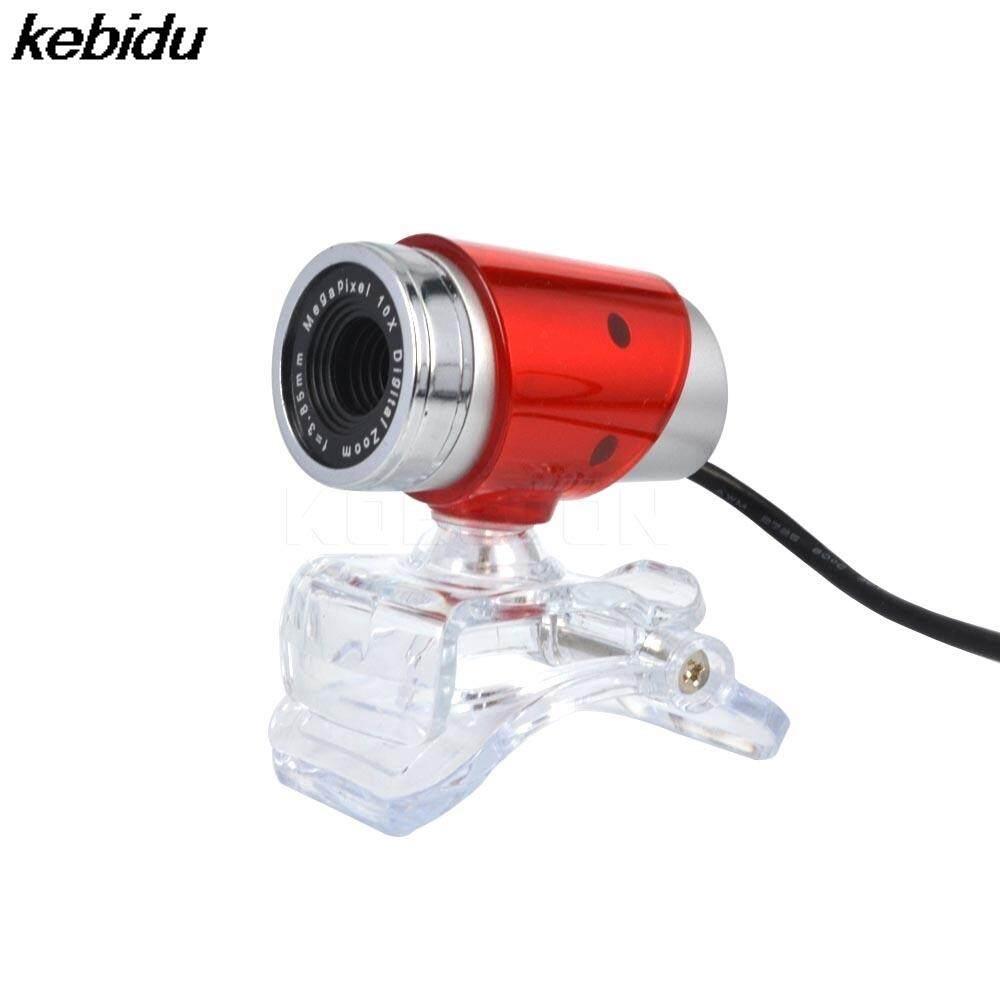 Webcam Web Camera 360 Degree 12M Pixels USB HD Camera for PC Laptop Computer Tablet