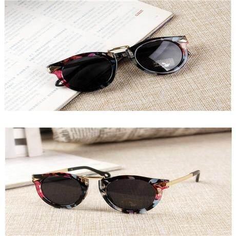 2b74d9834c50 Ywjanp Kids Sunglasses Baby Boys Girls Vintage Round Sun Glasses Children  Arrow Glass 100%UV