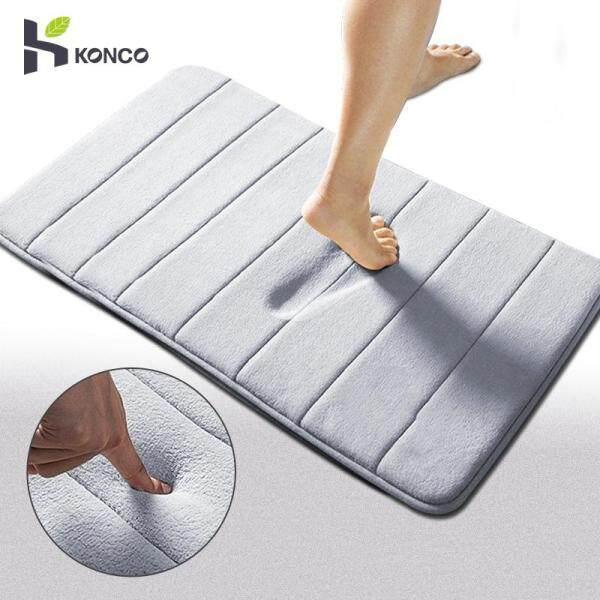 Konco Thảm lót sàn nhà tắm bằng cao su non chống trượt kích cỡ 40*60cm - INTL